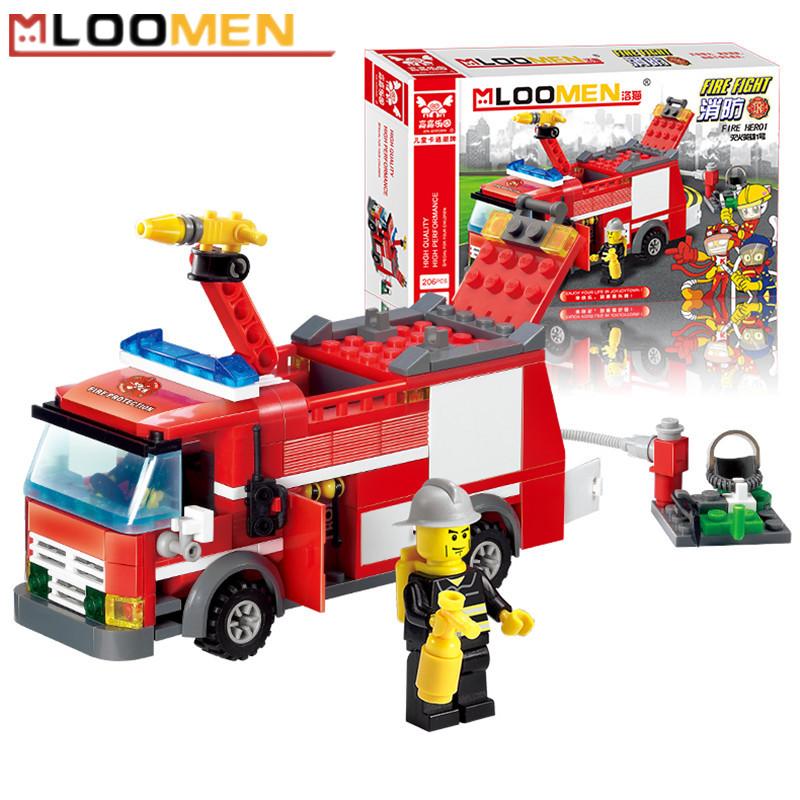 xếp hình cứu hỏa