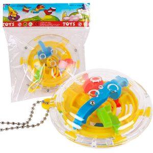 Đồ chơi đĩa bay mê cung mini