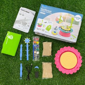 Bộ đồ chơi tự làm gốm DIY