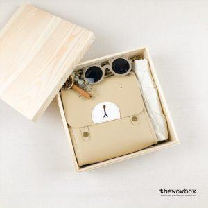 [Quà tặng bé gái] THE PICNIC BOX – Balo, mũ tai bèo, kính mắt tai gấu